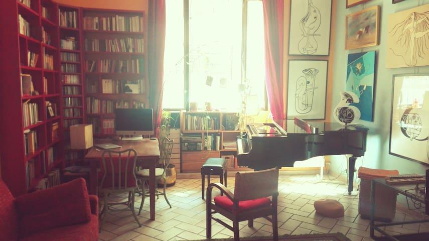Casa d'artista a Lambrate