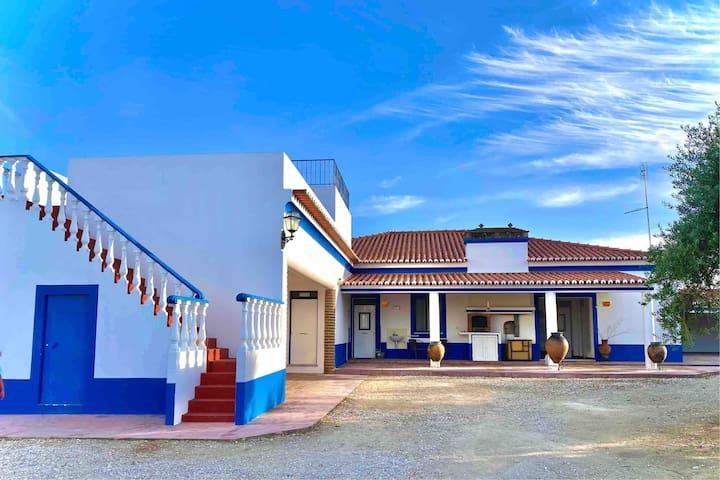 Herdade do Corval - Casa inteira com piscina