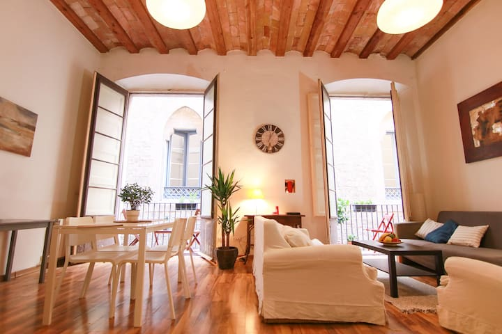 Elegant rooms in the heart of Gótico