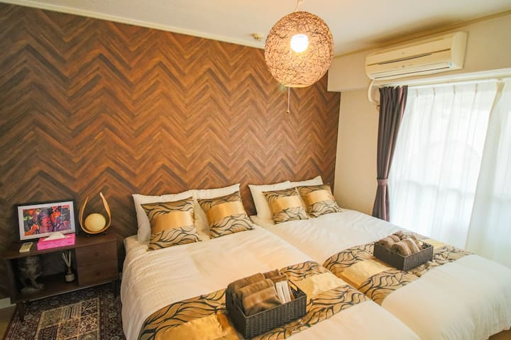 Bed room 4PPL