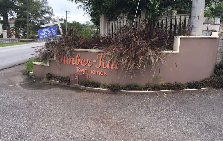 2 bedroom town home in Mandeville - Mandeville - Casa