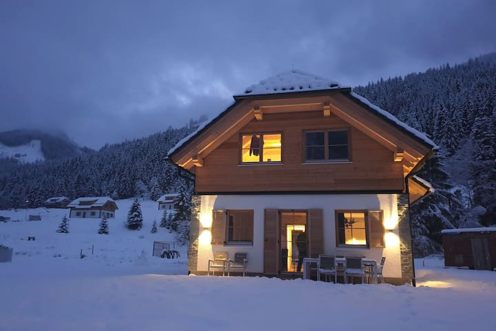 Bright Holiday Home in Donnersbachwald Styria with Sauna