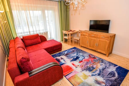 Cozy Apartments in centrum of Palanga