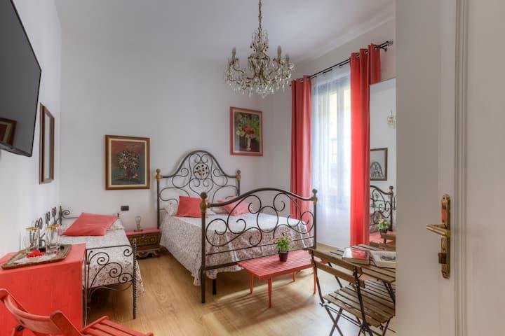 Lion Room - Villino Careggi