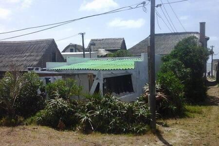 Casa de Playa - Aguas Dulces