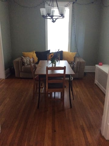 3 beds 3 blocks from Dickinson - Carlisle - Haus
