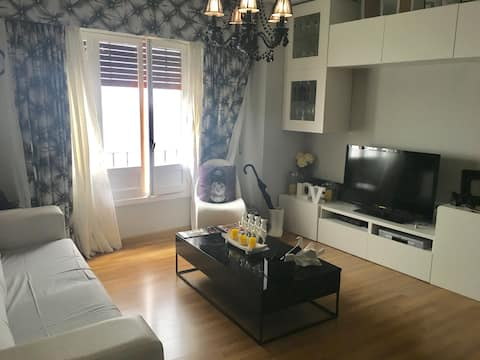Apartament in the heart of the city