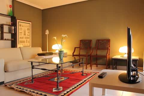 Moderne og romslig leilighet i El Altet - ALICANTE.