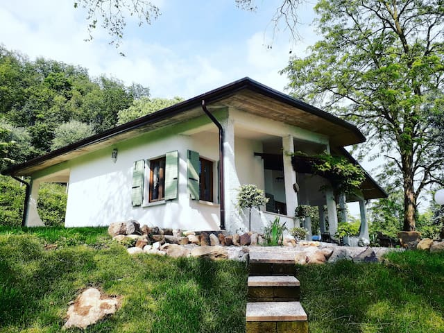 Casa nel Bosco - holiday House  017129- CNI- 00094