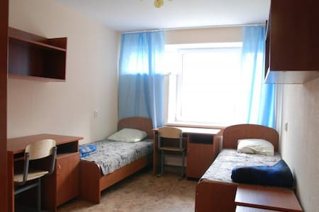 Comfortable room in a historical place - Petergof - Apartment