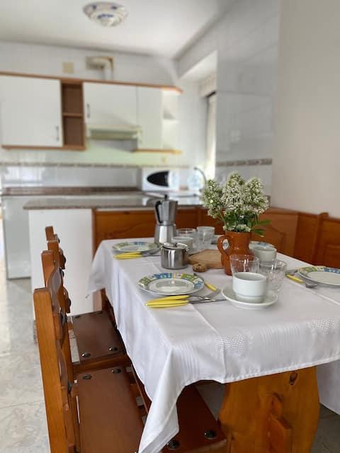 Apartamentos en Asturias, San Tirso de Abres.