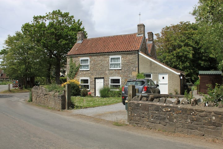 Annexe in the heart of a rural village