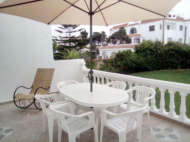 Villa familiale à 50 m de la plage de Cabo Negro