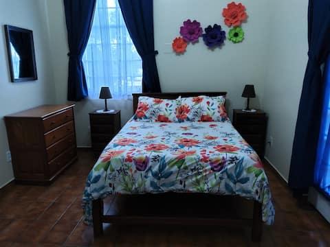 Private room in Center.
