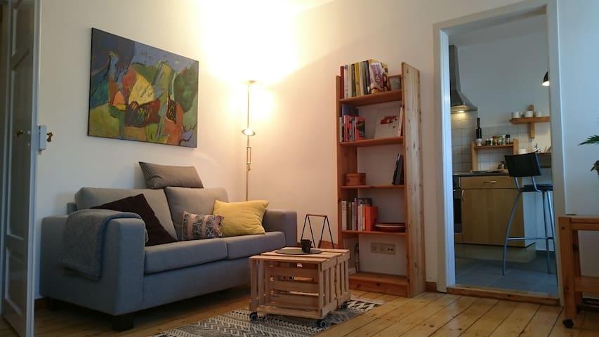Gemütliches Refugium im Szeneviertel - Mainz - Wohnung