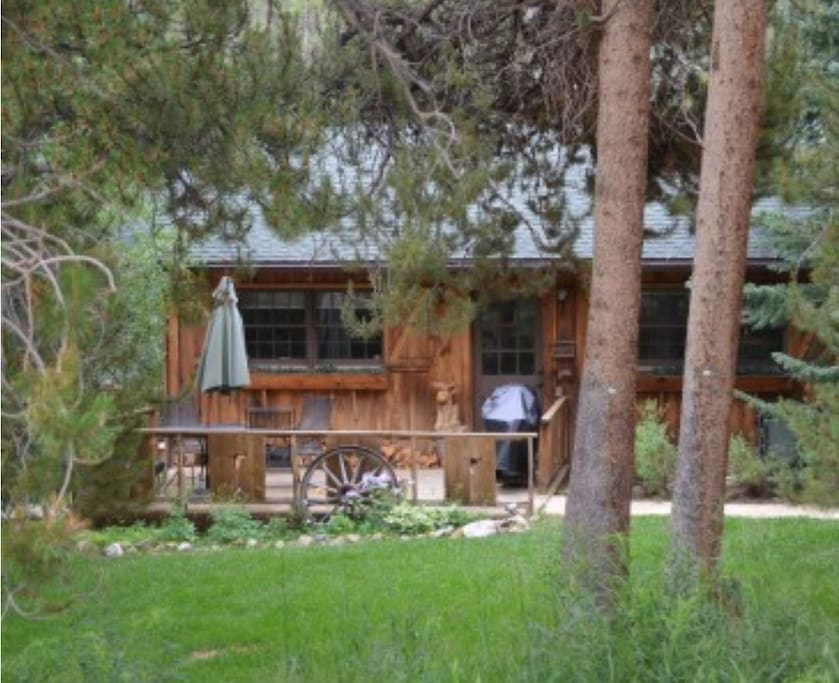 Cozy Mountain Cottage Cabins For Rent In Breckenridge