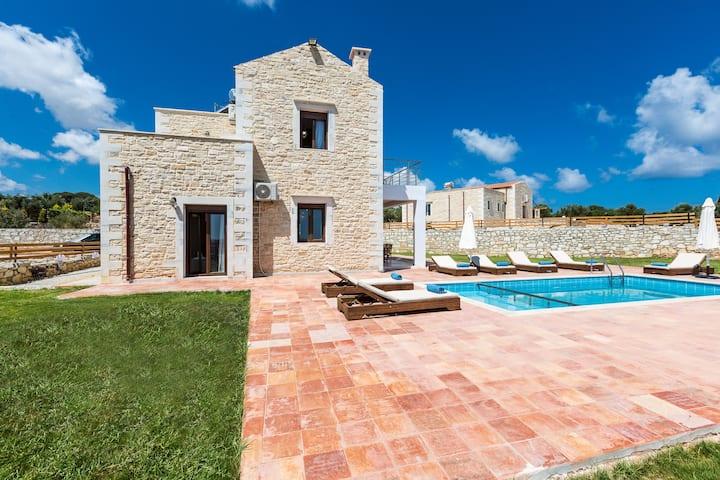 Dimokritos Villa V, a homestay experience!