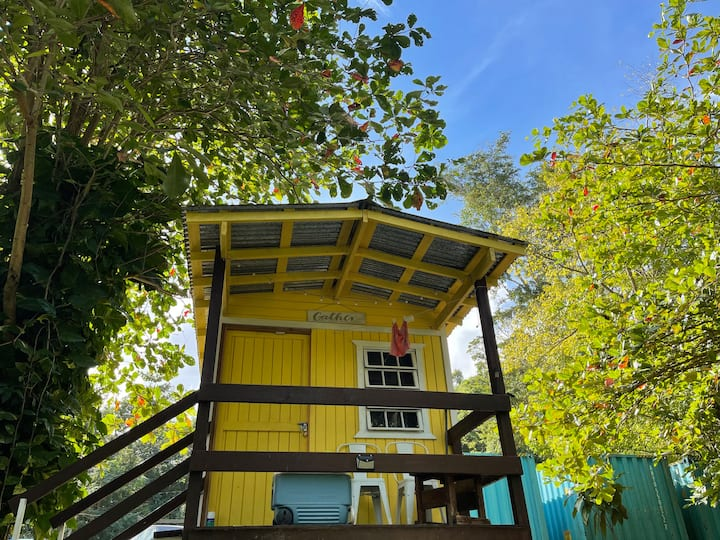 La Casita Amarilla del Yunque