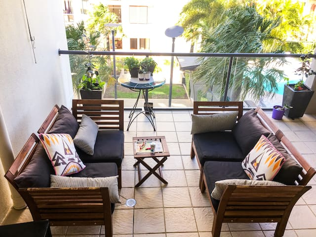Inner city apartment 10 minutes from CBD.
