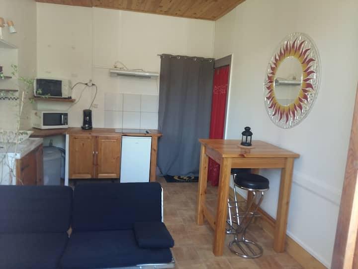 Petit appartement en toute simplicité