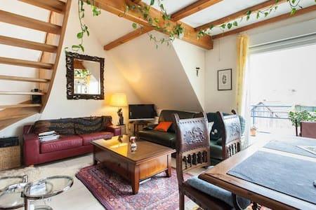 Appartement  de charme avec vue sur la forêt - Byt