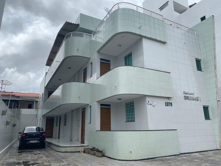 Apartamento completo próximo a UFCG e UEPB