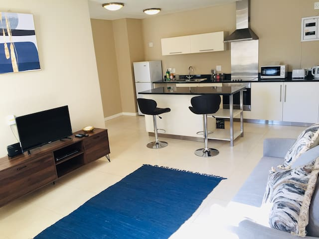 Spacious and Modern City Centre Apartment
