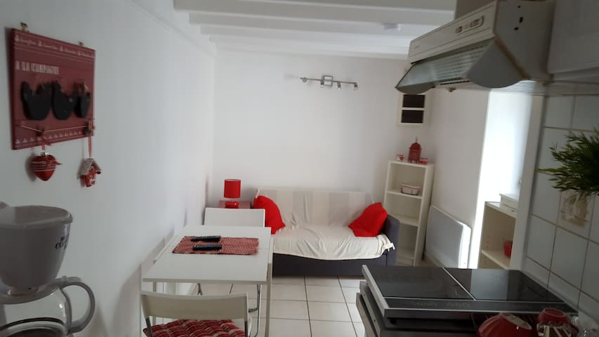 Studio duplex - Chabeuil - Appartement