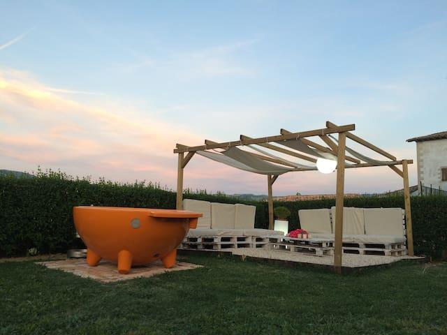 Casa Rural Irigoien - Muez - Dom