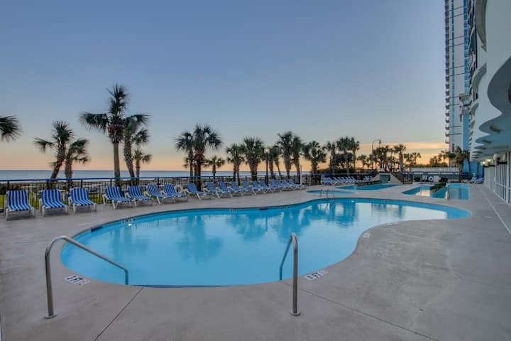 Boardwalk 1130|Snowbird Special Rates Available!!!🕓