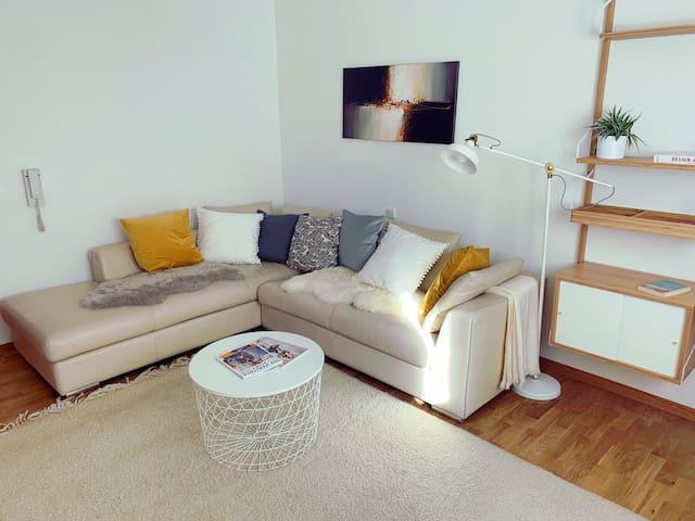 Gemütliche 2-Zimmerwohnung in Mainz Mombach
