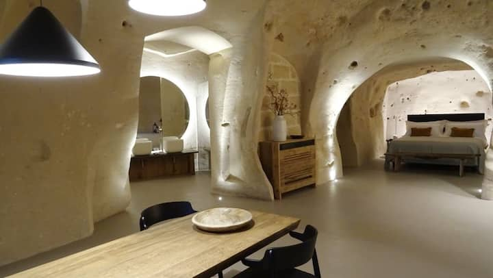 StageROOM01 - Matera Luxury in a cave
