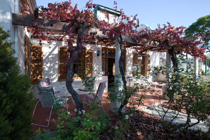 Rawsonville House - Pinotage Room - Rawsonville - Guesthouse