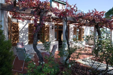 Rawsonville House - Pinotage Room - Rawsonville - Bed & Breakfast