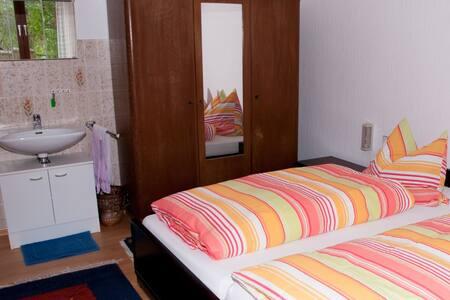 Gemütliches Zimmer im schönen Eichstätt