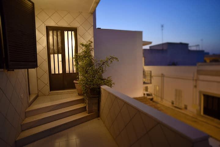 Spazioso appartamento in Salento