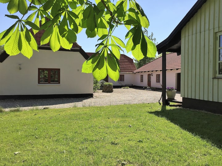 Stay at cosy Danish Vineyard