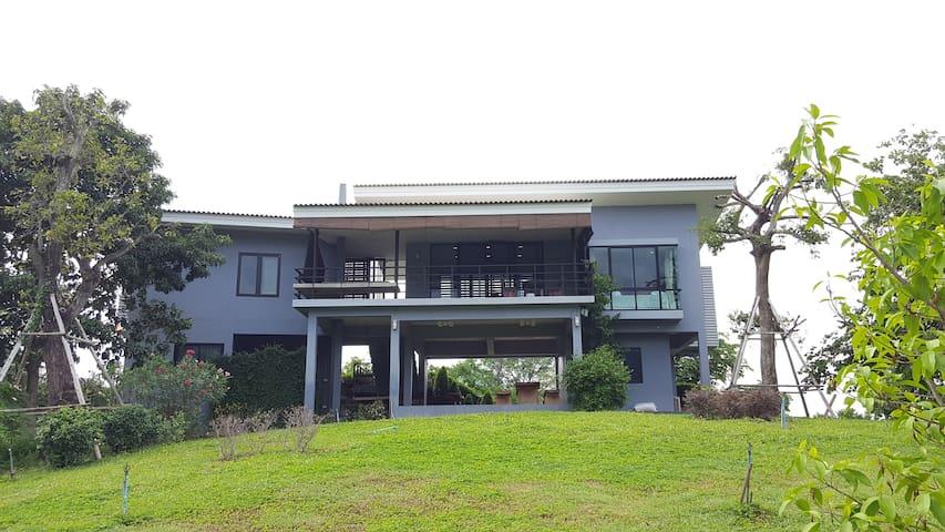Villa 519 - Tambon Pong Ta Long - House