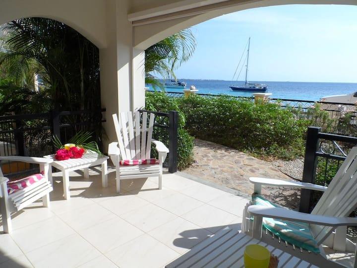 Luxury Ocean Front Apartment in Bonaire