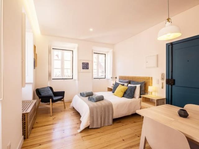 Cosy Studio in the Center of Lisbon