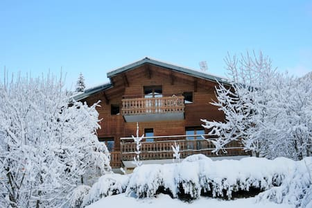 3-room holiday apartment in Châtel