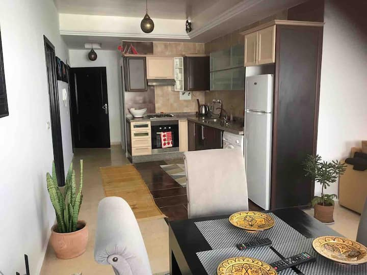 Entire Private 1bedroom Beach appart in Essaouira