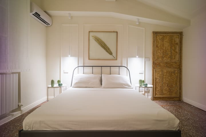 Luxury apartment in Palazzo Spada