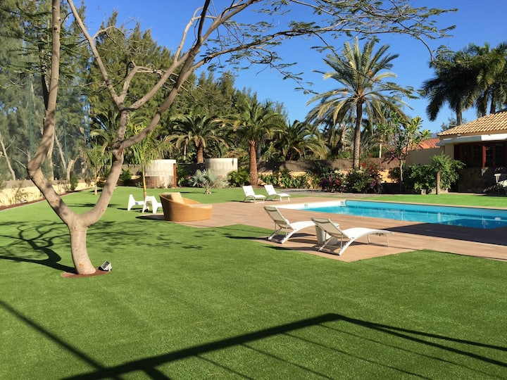 Idyllic Luxury Golf Course Villa