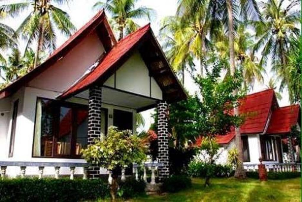 gardenview bungalow