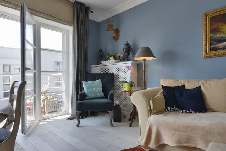 Relaxen in het mondaine Knokke! - Knokke-Heist - Bed & Breakfast