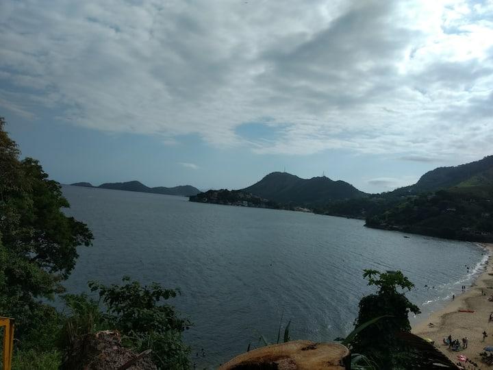 Condomínio costa do sahy- paraíso, com Wi-Fi, Sky