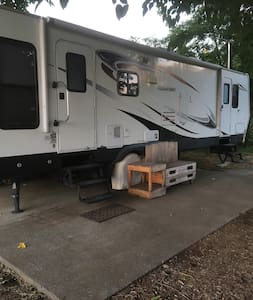 Riverfront Travel Trailer