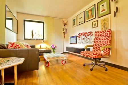 Luxury Allergy Free City Centre Apartment - Lägenhet