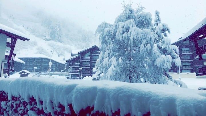 Appartement avec piscine Pays du Mont Blanc